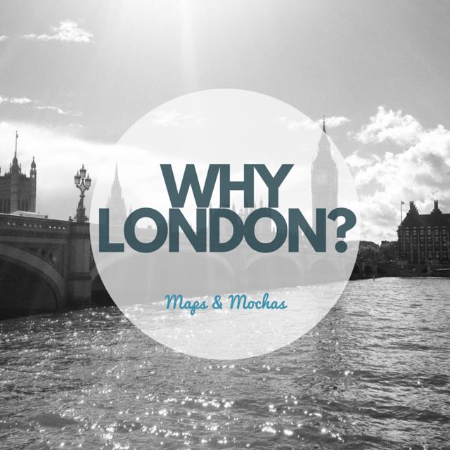 Why London Maps & Mochas Title